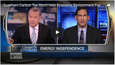 Climate change expert Steve Goreham has appeared on Fox Business news and joins The Nora Firestone Show July 7.