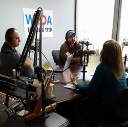 Tim Churchwell, CCIM, of Exit Realty Specialists, and Butch Beckman of Stat Services Virginia join Nora Firestone on the air.